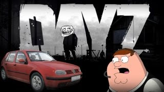 Peter Griffin Plays DayZ