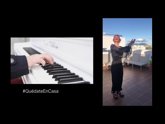 Asturias Diego Valdivia - Baile Judit de la Rosa