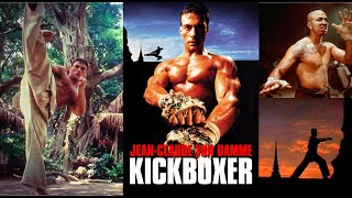 Kickboxer - The Eagle Lands - Jean-Claude Van Damme