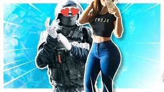 Tall GIRLS in siege
