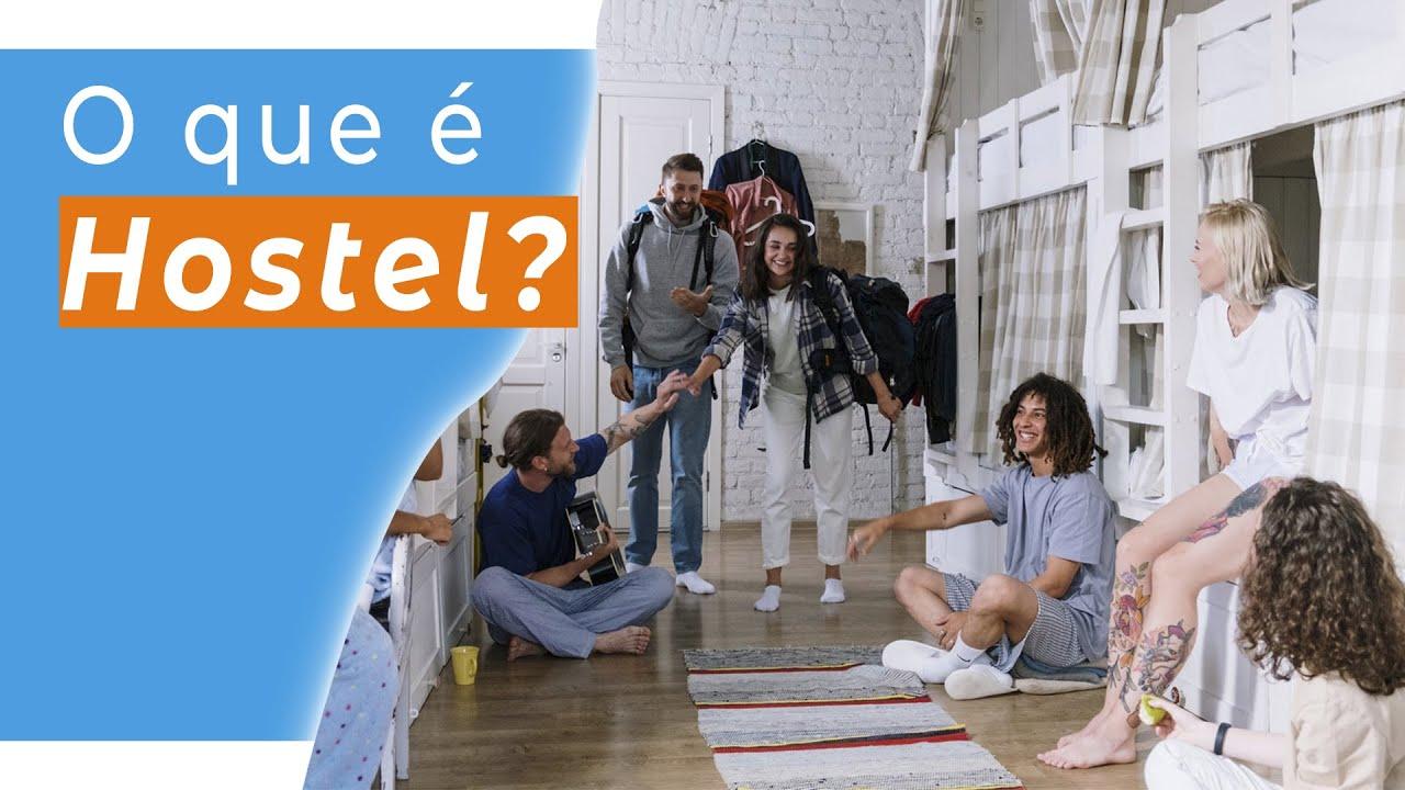 O que é Hostel? Qual a diferença de hostel e hotel? | Rachel Travel Tips