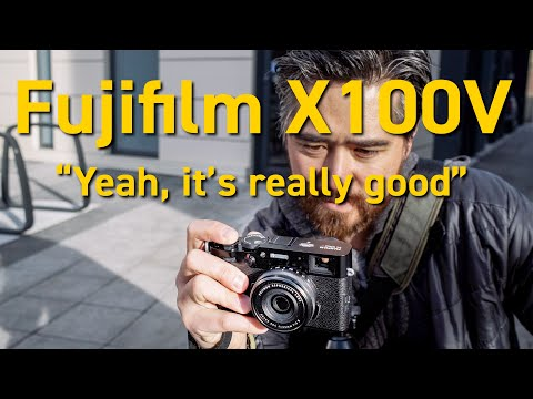 Fujifilm X100V Initial Review