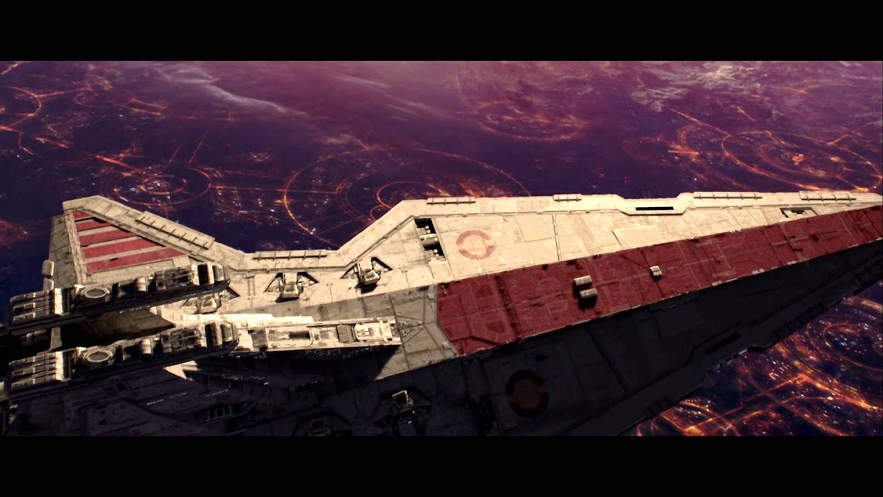 Star Wars Approaches and Establishing Shots