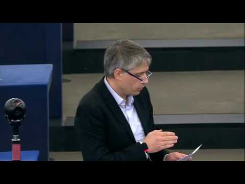 Sven Giegold remembers murdered Daphne Galizia in European Parliament