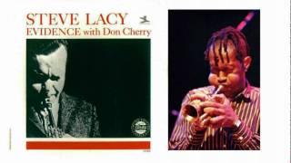 Steve Lacy Don Cherry Evidence T Monk