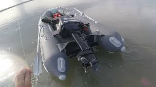 Рыбалка в последний День Лета 2021