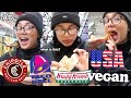 vegan fast food review (american version) | clickfortaz