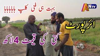 Airpoet Kutti thagi Boht Hi Funny Video by AN TV 2019