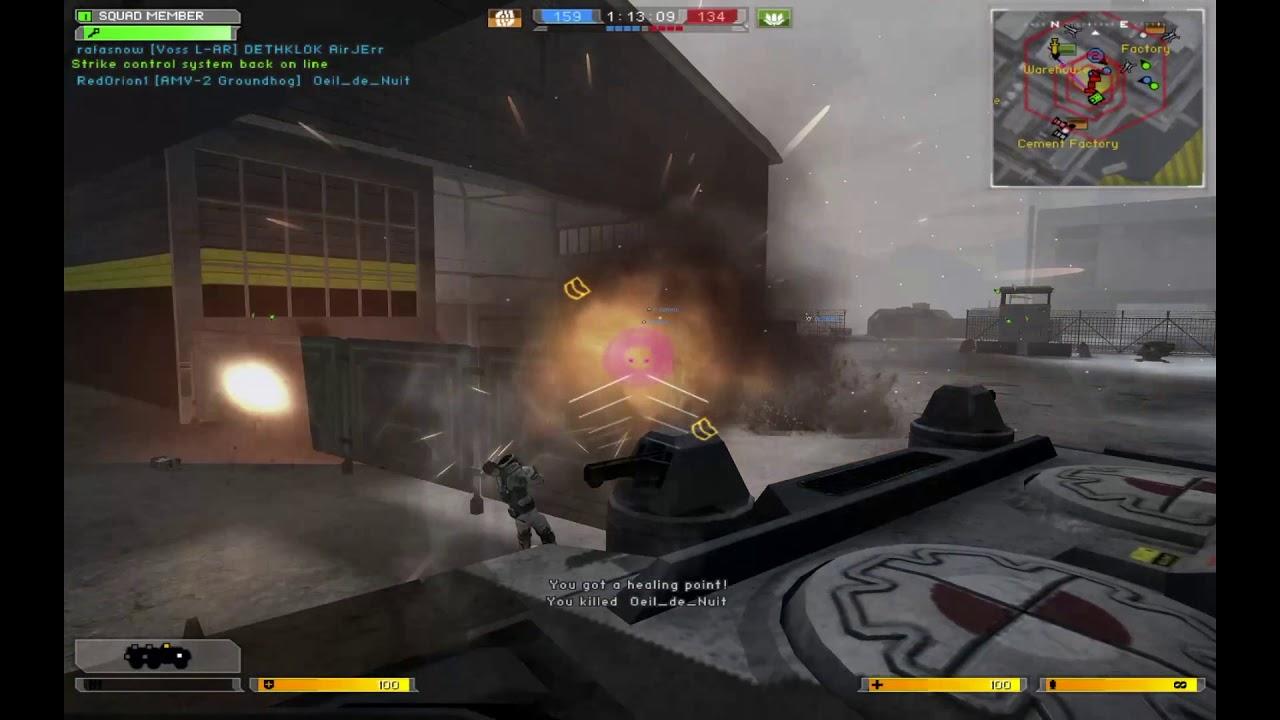 battlefield 2142 strike at karkand