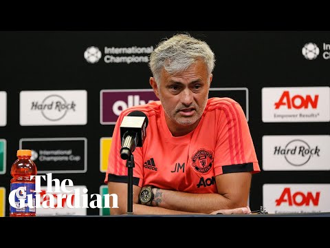 'Judas is No1,' says Mourinho after Manchester United lose at Chelsea – video from YouTube · Duration:  2 minutes 32 seconds