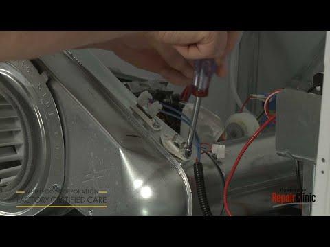Whirlpool Electric Dryer Drying Rack Installation W10886894