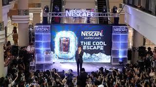 Tor Thanapob/ต่อ ธนภพ เพลง เพราะหัวใจเป็นของเธอ Nescafe event 8/6/2019