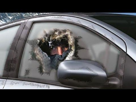 Как выжить если застряли на дороге в сильный мороз?