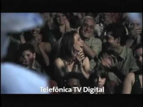 Novo Comercial Telefonica TV Digital Diva