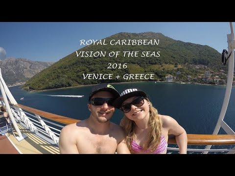 Vision of the Seas - Royal Caribbean - Venice to Greece - 2016