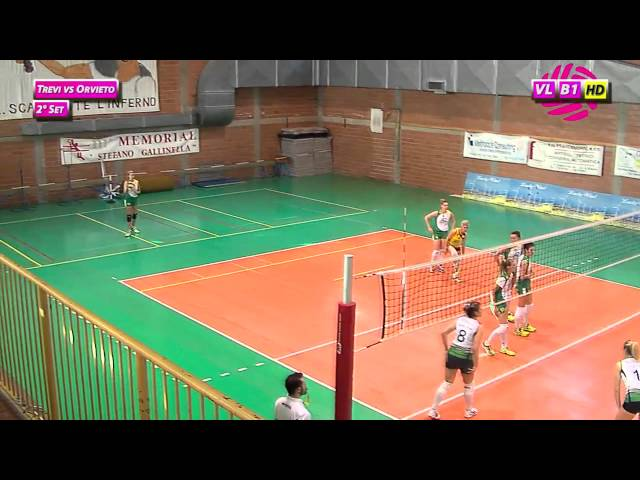 Trevi vs Orvieto - 2° Set