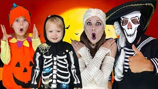 Finger Family Song Halloween    Nurthery Rhymes & Kids Songs by Olivia Kids Tube