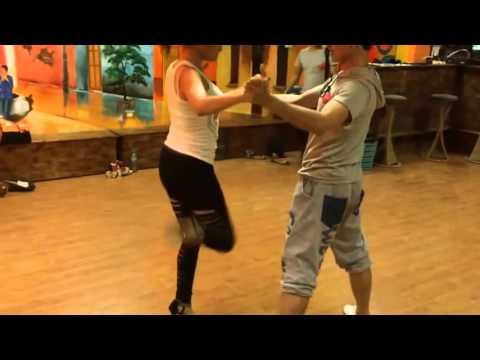 Clip hot Sexy bachata dance Viet Nam
