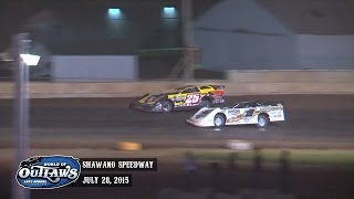 World of Outlaws Late Model Series | Shawano Speedway