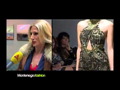 SHOWROOM MONTENEGRO FASHION, ATLAS TV, 16.03.2013.