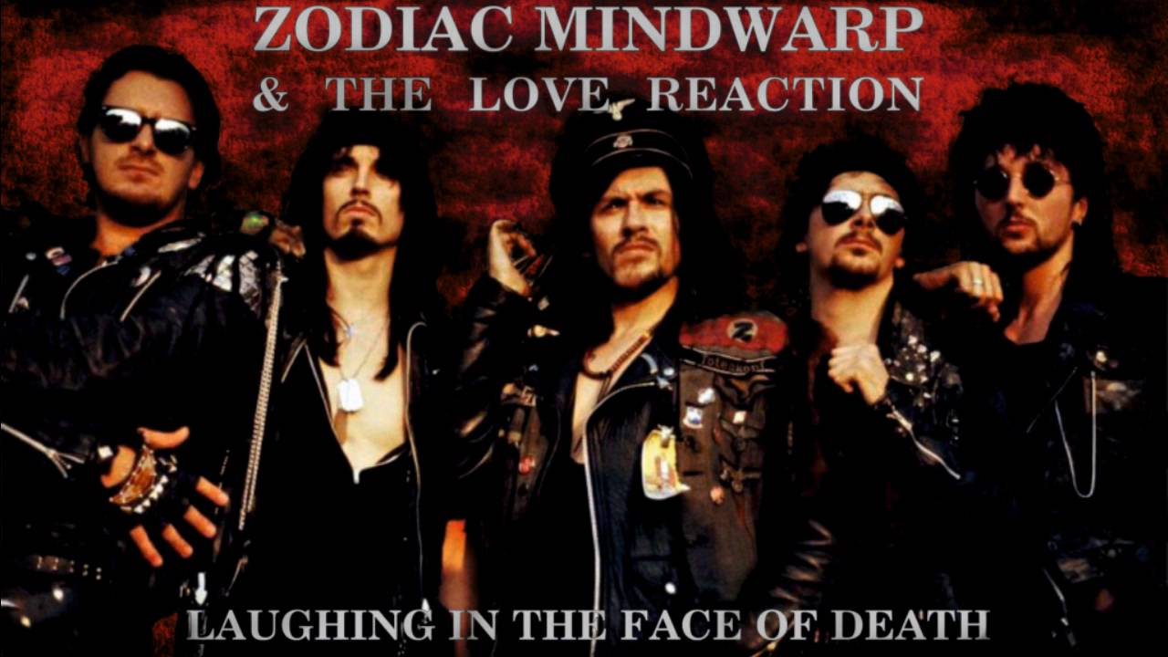 ZODIAC MINDWARP AND THE LOVE REACTION - Laughing In The ... Reaction Face Laughing