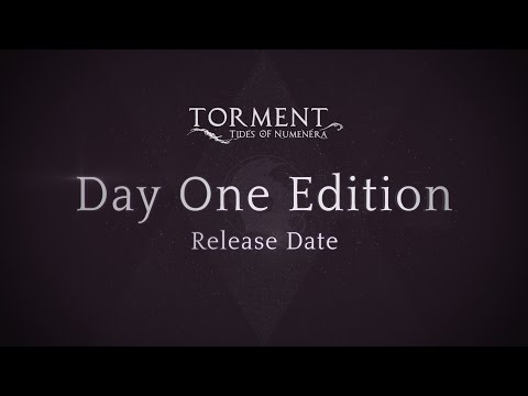 Torment: Tides of Numenera | Release Date + Day One Edition