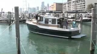 Ranger Tugs R-29 Cruising Tugboat Trawler