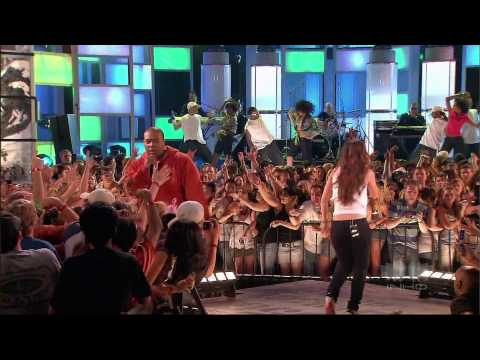 Nelly Furtado ft Timbaland   Promiscuous Live much music video awards 06 18 06 1080i ch1