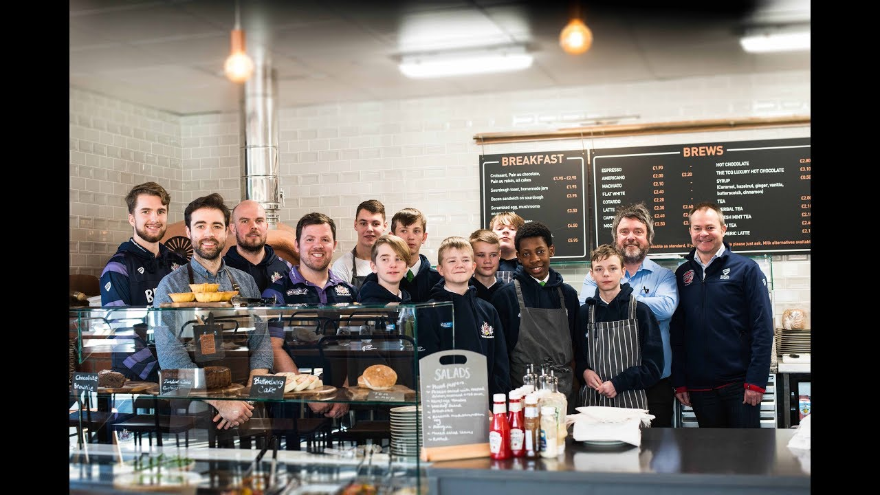 Community Bright Sparks Pupils Cook Up A Storm At Chocolate Quarter