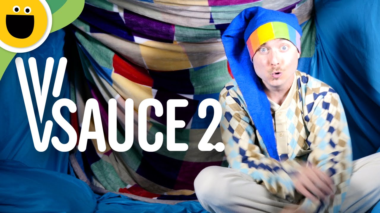 Blanket Fort Memory Game! | Vsauce 2 (Sesame Studios ...