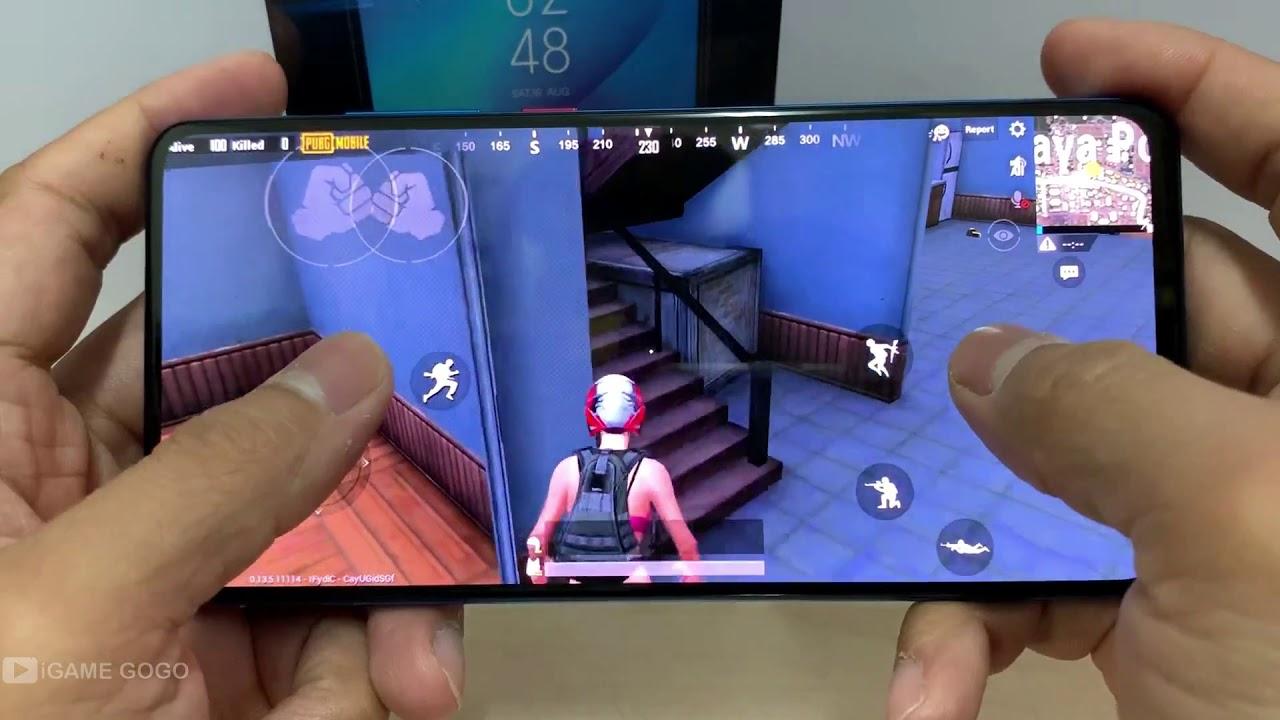 Xiaomi Mi 9T Test game Pubg Mobile