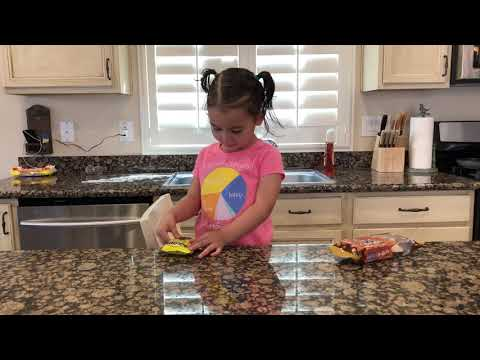 Mathew & Priscilla In The Morning - Snacks With Jax: Chocolate Covered Peeps