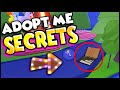 TOP 10 *BEST SECRET PLACES* in Adopt Me! Secret Locations Plus FREE Fly Potions! (WORKING 2020)