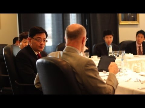 Singapore's Ministry of Education visits Humber