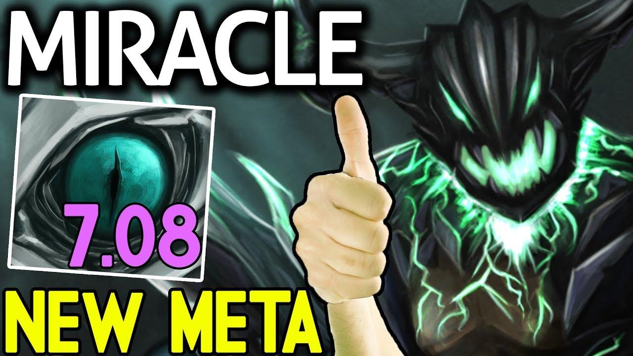 Miracle Dota  Outworld Devourer New Meta   Build Eye Of Skadi