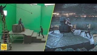 Avengers: Endgame - VFX Breakdown by Digital Domain