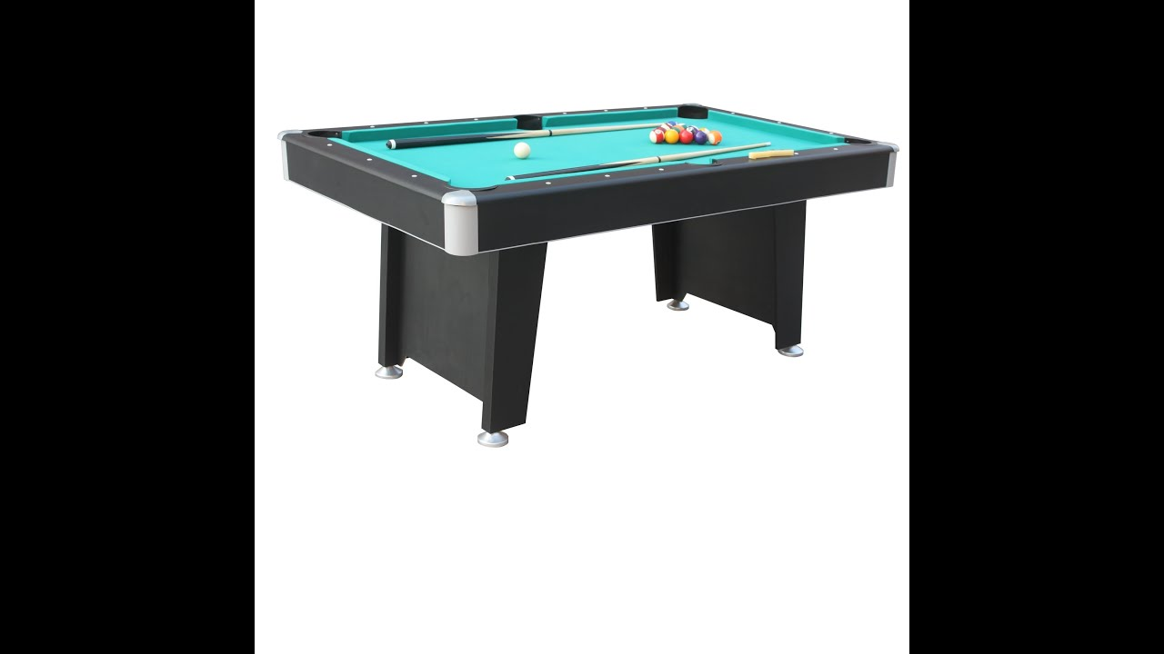 Walmart Pool Table Review   YouTube