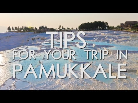 PAMUKKALE Turkey   What to expect & TIPS