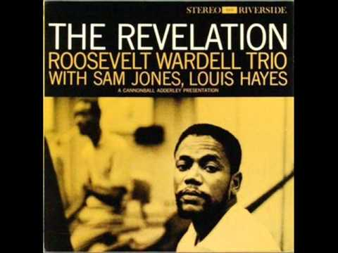 Roosevelt Wardell You Just Had To Go Away DELUXE 3317 1951