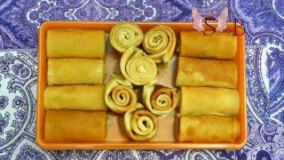 Crepes recipe (Блины от Оксана Путан)