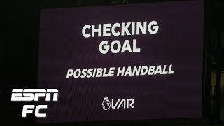 What rule in soccer has VAR impacted the most?  | Extra Time