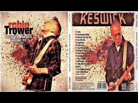 Robin Trower: Keswick Thtr. Glenside, PA. 10-30-14