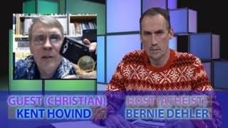 Kent Hovind talks to atheist about Noah