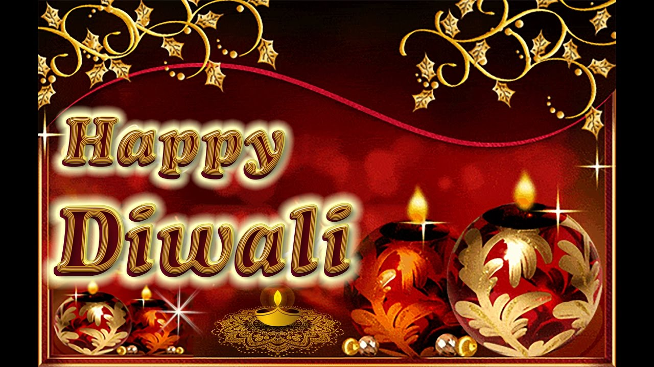 Diwali Greetings Messages Animation Video Greetings Cards Dipavali