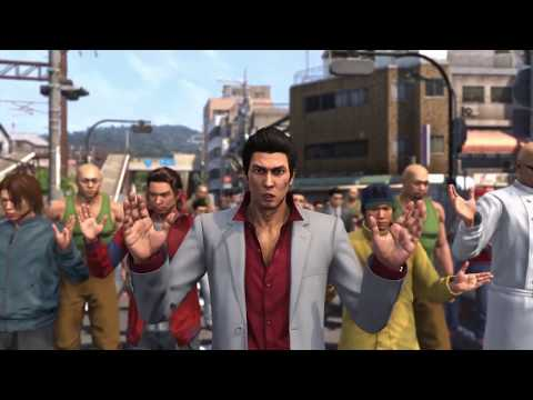 Yakuza 6: The Song of Life -- Clan Creator Trailer