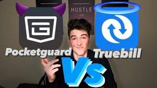 Truebill vs Pocketguard Aṗp Review: Best Budgeting App 2021