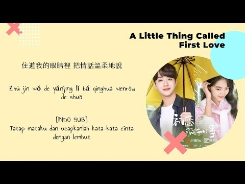 [INDO SUB] Wang Bowen - Can You Feel My Heart? Lyrics   A Little Thing Called First Love OST