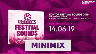 Kontor Festival Sounds 2019 The Opening Season (Minimix HD)