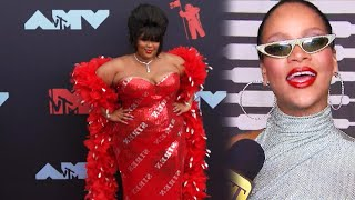 Rihanna Totally Fans Out Over Lizzo -- WATCH! (Exclusive)