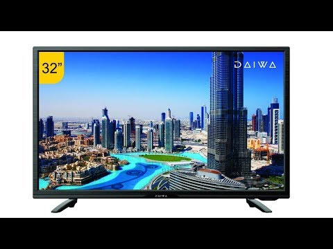 smart tv features Daiwa 81.3 cm (32 inches)  HD Ready LED TV